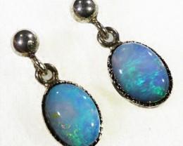 Modern swing design Opal Crystal Earring CF1781
