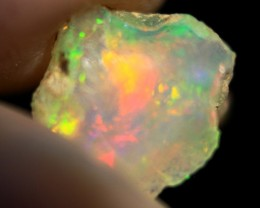 Cts 2.20   RS107     .Rough Ethiopian Wello Opal   ~ Gem Grade -