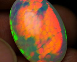 11.10 CRT BROADFLASH NEON FIRE HONEYCOMB PRISM PATTERN WELO OPAL