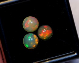 NR Auction ~ 1.36ct Round 6mm Welo Opal Parcel Lot