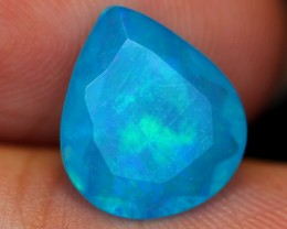 NR#  1.70ct Ethiopian Welo Faceted Opal