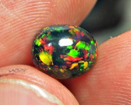 2.15CRT BRILLIANT BRIGHT PIN FIRE WELLO OPAL SMOCKED