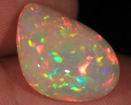 9.74CT~BRILLIANT 5/5 WELO OPAL CAB~PATCHWORK/MIX