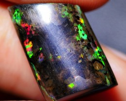 10.50 CRT WOOD OPAL GORGEOUS 3D COLOR SPECIMENS INDONESIAN OPAL