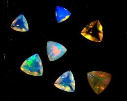 Parcel Faceted Wello Opal  Tot.Cts 332    RL332
