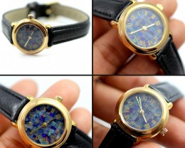 BEAUTIFUL LADIES OPAL WATCH PPP 1626