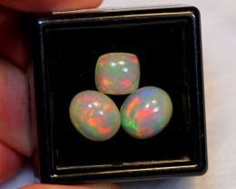 NR# 5.43ct Mix Welo Opal Parcel Lot