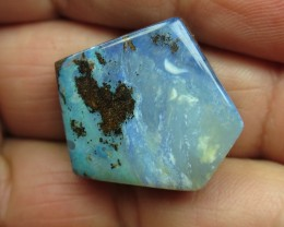 "60cts.""BOULDER OPAL~FROM OUR MINES DIRECT 2U"""