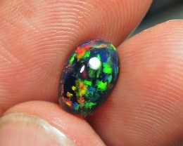 1.65CRT BRILLIANT BRIGHT ETIOPIAN WELLO OPAL SMOCKED