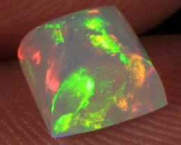 1.06CT~VERY BRIGHT ETHIOPIAN WELO OPAL CAB~MIXED PATTERN