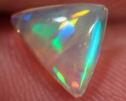 0.79CT~VERY BRIGHT WELO OPAL CAB~RIBBON MIX
