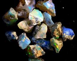 Parcel  Rough Wello Opals    Cts.33.0    RL 505    15  Stones