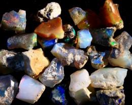 Parcel  Rough Wello Opals    Cts.53.10    RL508     23  Stones