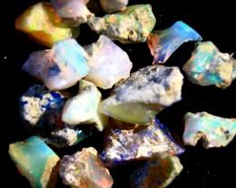 Parcel  Rough Wello Opals    Cts.47.20    RL 510    16  Stones