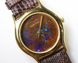 Ladies Exceptionale Opal Watch full face Opal QOM1683