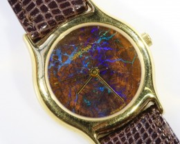 Ladies Exceptionale Opal Watch full face Opal QOM1685