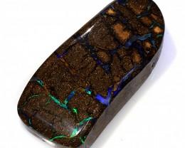 81ct 42x19mm Queensland Boulder Matrix Opal  [LOB-1019]