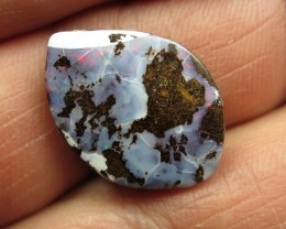 "16cts.""BOULDER OPAL~NO MIDDLE MAN"""