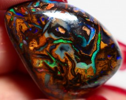 31.60CT VIEW DOUBLE SIDED KOROIT BOULDER OPAL GM576