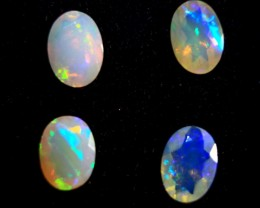Parcel Faceted Wello Opal   Tot. Cts 2.30   RL528