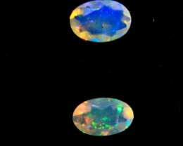 Parcel Faceted Wello Opal   Tot. Cts 0.60   RL529