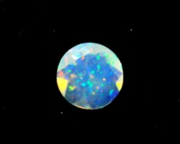 Parcel Faceted Wello Opal   Tot. Cts 0.25   RL533