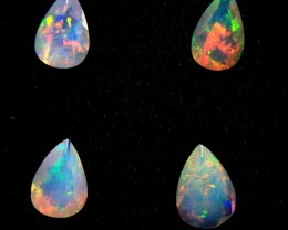 Parcel Faceted Wello Opal   Tot. Cts 1.55   RL534