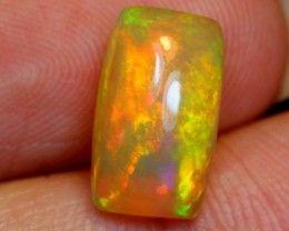 NR~  2.11Ct Splendid Red Ethiopian Welo Polished Opal