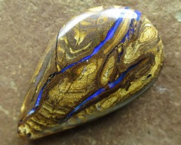 "50cts.""BOULDER OPAL~NO MIDDLE MAN HERE!"""