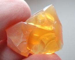 14.80 ct Fire Opal Cantera Specimen from Honduras