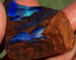 511 CTS Large Piece of Natural Boulder Opal Rough [LSR-043]