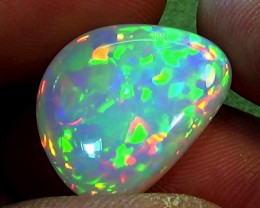 11.00 cts Ethiopian Welo PUZZLE brilliant opal N7 5/5