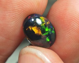 1.90CRT AMAZING PATCHWORK WELLO ETIOPIAN OPAL SMOCKED