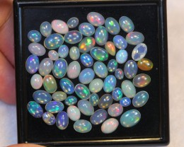 NR# 13.21ct Mix Welo Opal Parcel Lot