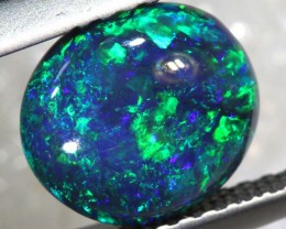 N1 - 1.8CTS BLACK OPAL POLISHED STONE JJ-684277