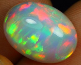 7.25cts BAMBOO PATTERN Natural Ethiopian Welo Opal