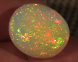 18.56CT~BRILLIANT WELO OPAL CAB ~DOUBLE SIDED MIXED PATTERN