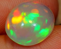 No Reserve~  2.34cts Sunshine Neon Broadflash Ethiopian Welo Polished Opal