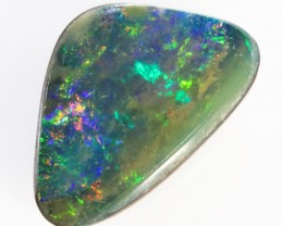 3.2Cts Bright Earthly Doublet Opal  QOM 1713