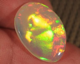 6.81CT~BRILLIANT 5/5 WELO OPAL CAB~BROAD FLASH