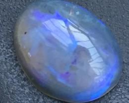 Beautiful lightning ridge crystal jelly opal 2.75ct