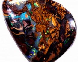 17.6 cts Beautiful boulder stone [BBO510]