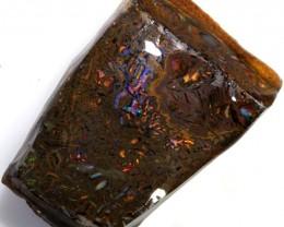 80.00 Cts Red Speckles Koroit  Boulder  opal rub MMR2290
