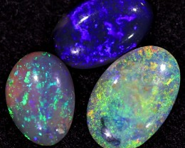 2.3 CTS 10X6X2 mm Lightning Ridge Opal Parcel LRBO519