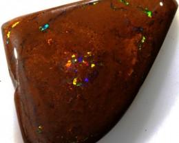 25.00 Cts Red Speckles Yowah  Boulder  opal rub MMR2308