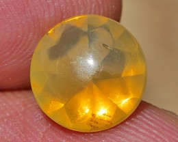 1.70 AMAZING !! FIRE OPAL FACETED UNHEATED