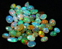 180cts NICE QUALITY BRIGHTNESS 5/5 Natural Ethiopian Welo Opal