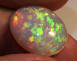 9.45 ct Gem Quality Full Gem Rainbow Welo Cab M54