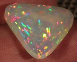10.57CT~BRILLIANT 5/5 WELO OPAL CAB~RAINBOW PRISM