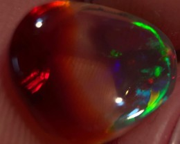 Mexican (SEE VIDEO!!) 2.615ct Crystal Opal (OM)